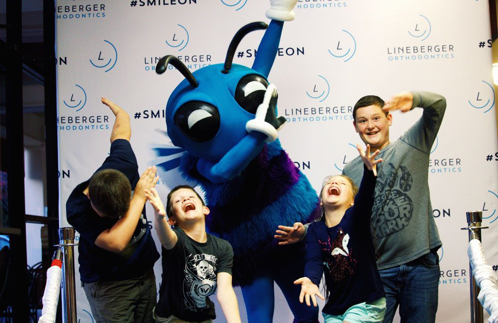lineberger orthodontics office parties for patients
